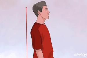 نحوه ایستادن مناسب هنگام خواندن