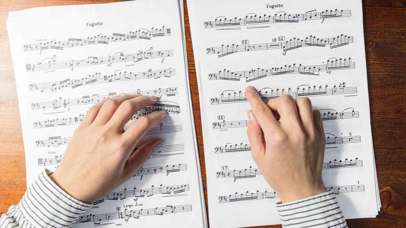 با زبان خواندن و نوشتن موسیقی آشنا شوید