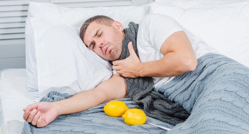 درمان التهاب و گرفتگی صدا