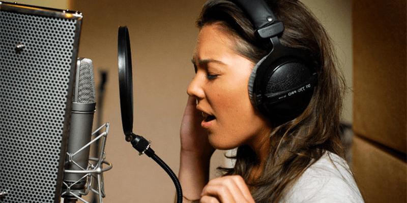 آموزش خوانندگی و صداسازی